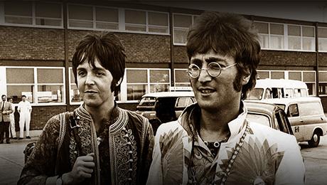 利物浦双星:列侬和麦卡特尼